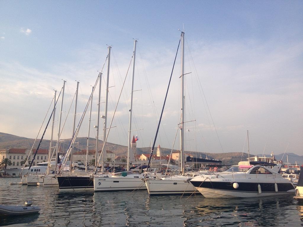Яхты в Хорватии